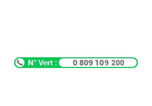 Footer galaxy clotures cote alu