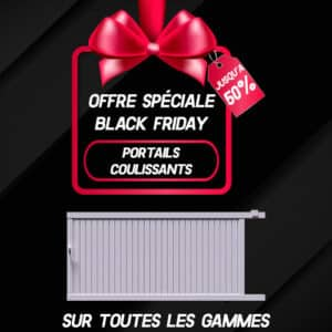 Black Friday coulissant